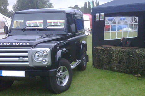 Land Rover Billing