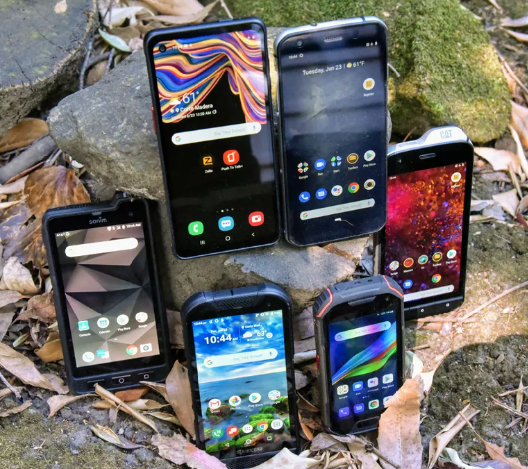 The Best Rugged Phones 2021 – Tough Smartphones for Outdoor Use