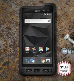 Sonim XP8 The world's toughest, most reliable smartphone