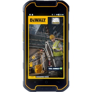 DEWALT MD501 - TOUGHEST 4G ANDROID PHONE